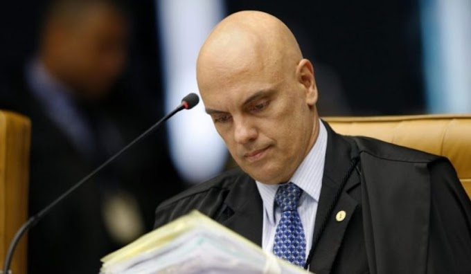 Moraes prorroga inquérito ilegal contra apoiadores de Jair Bolsonaro