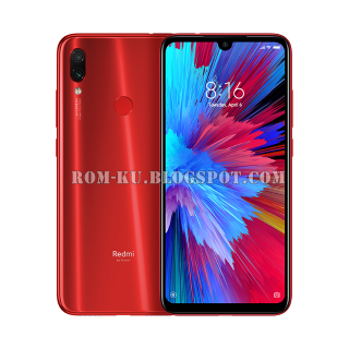 ROM Miui Xiaomi Redmi Note 7 Lavender Global Stable