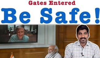 Gates Entered India | தற்சார்புக்கு ஆபத்து | Tamil Pokkisham | Vicky | TP