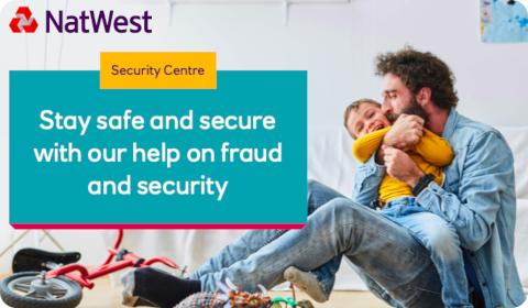 NatWest – Stay Safe and Secure
