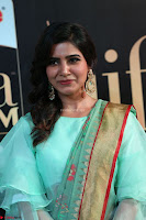 Samantha Ruth Prabhu Looks super cute in a lovely Saree  Exclusive 11.JPG