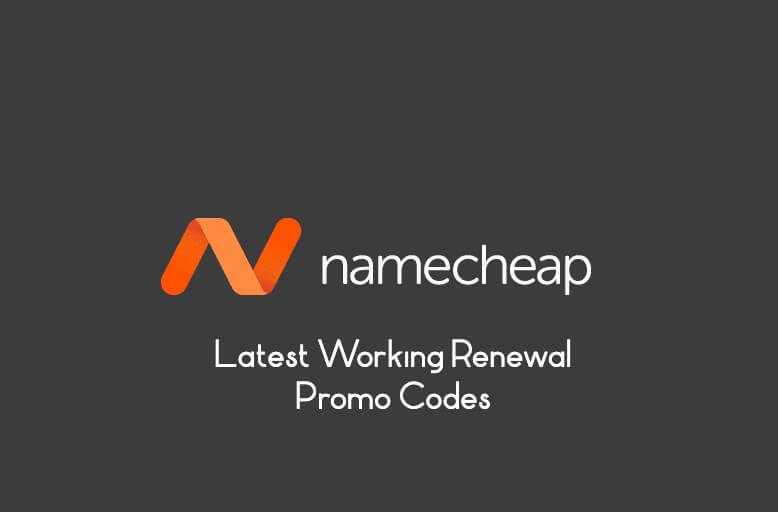 Latest Working Namecheap Renewal Promo Codes in January 2020