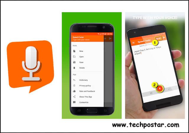 App SpeechTexter