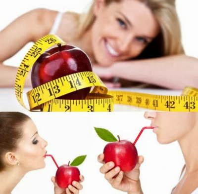 Anda niscaya telah mengenal yang namanya apel Manfaat Buah Apel Untuk Diet