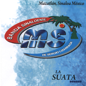 Banda MS - La Suata CD Album 2007