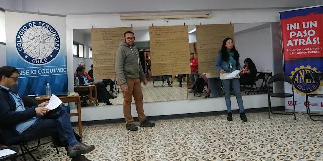 Cabildos abiertos por el derecho a la comunicación en todo Chile