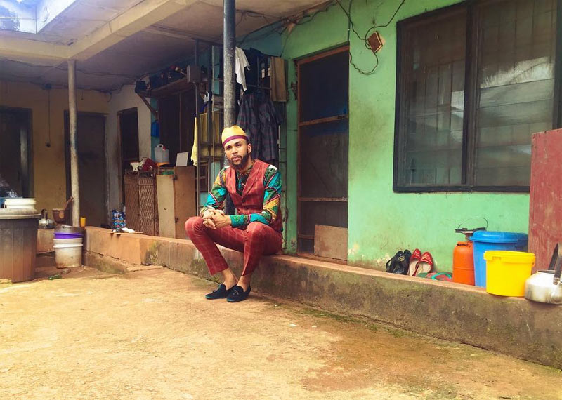See where American singer Jidenna grew up in Enugu