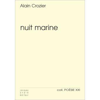Une Poule Sur Un Mur Nuit Marine Alain Crozier 2019