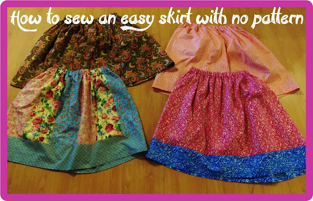 How To Make An Easy Skirt 99