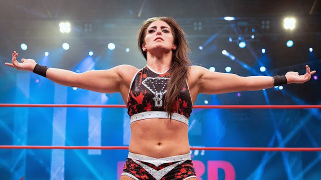 Tessa Blanchard não defenderá o IMPACT World Championship no Rebellion