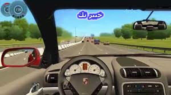 لعبة تعليم القيادة في المدينة