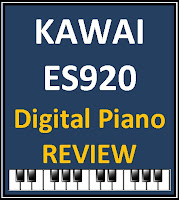 Kawai ES920 Digital PIano Review