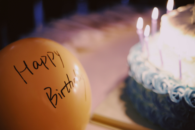 Birthday images with name