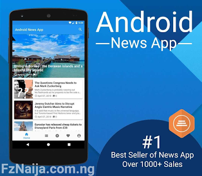 Android News App 4.1.0 Nulled