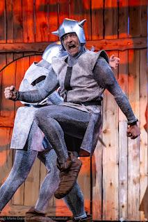 Kajko i Kokosz Musical Teatr Syrena obsada