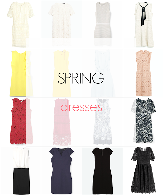Ioanna's Notebook - Dresses for Spring 2016
