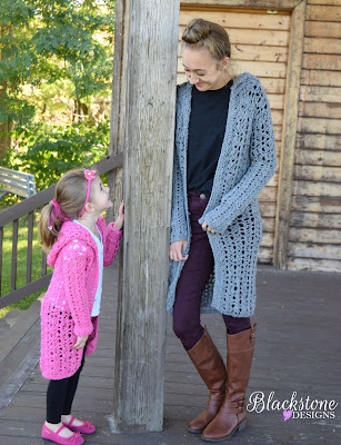 Child and Adult sizes :: Available on Etsy, Ravelry, Craftsy, and LoveCrochet