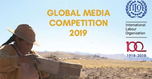 ILO Global Media Competition on Labour Migration 2019 in Geneva