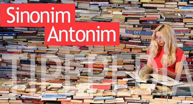 Pengertian dan Contoh Sinonim dan Antonim [TERBARU]