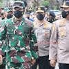 Kapolda Sulsel Dampingi Panglima TNI Dan Kabaintelkan Polri Untuk Mengecek Keamanan Gereja Di Makassar