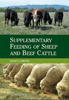 Supplementary Feeding of Sheep and Beef Cattle 2nd Edition