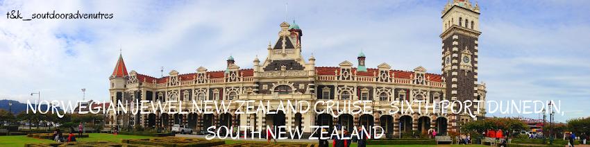 Norwegian Jewel New Zealand Cruise Sixth Port  Dunedin