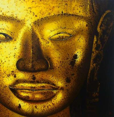 Tranh Buddha