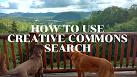 How to Use Creative Commons Search 1