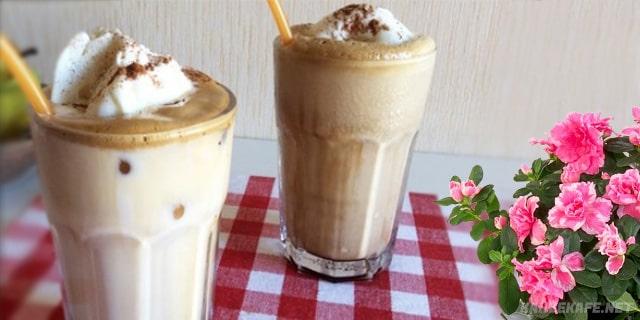 dondurmalı frappe tarifi - www.kahvekafe.net