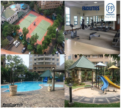 apartemen paladian park dijual