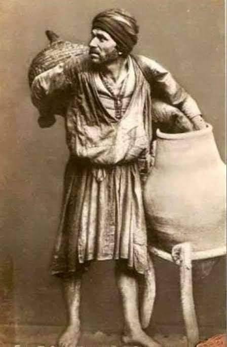 روائع القصص: قصة الساقي جميل، بائع الماء