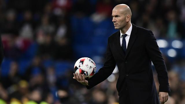 Modric: Zidane Otak Kesuksesan Madrid