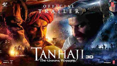 Tanhaji 2020 Bollywood Movie
