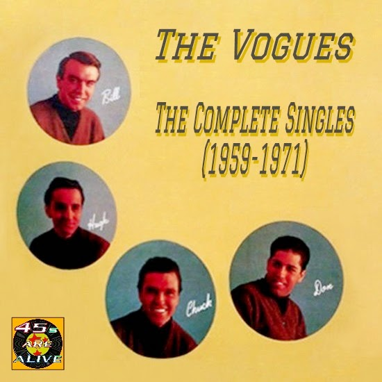 Vogues - The Complete Singles (1959-1971)RE UP | 60's-70's ROCK