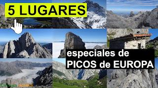 Los lugares más bonitos de Picos de Europa escogido por nuestros lectores.