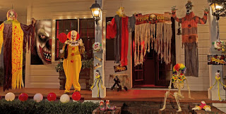 Halloween Decorating Ideas With Clowns