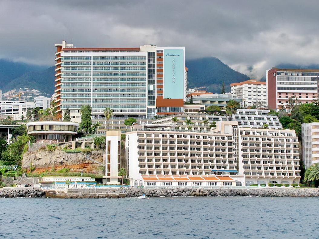 hotels with sea view II