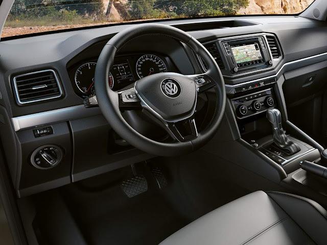 VW Amarok V6 2018