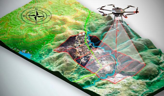 MEDICIONES CON DRONES