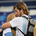 After Match! Fans Photos FIFA 2018: Argentina-0 vs 3-Croatia 23rd Match - Group D