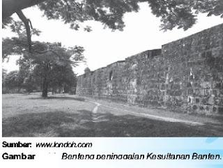 Benteng Peninggalan Kesultanan Banten