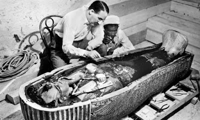 The Golden Shrines of King Tutankhamun
