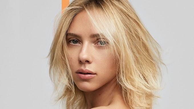 Scarlett Johansson Papel de Parede