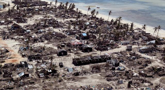 Moçambique   Pelo menos 29 mortos devido ao mau tempo