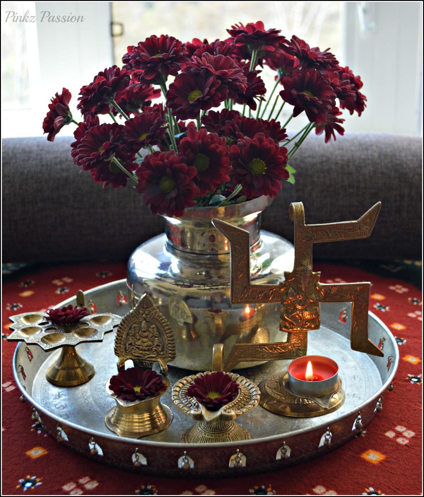 Diwali Home Decoration Lights: Pinkz Passion : Diwali Inspiration