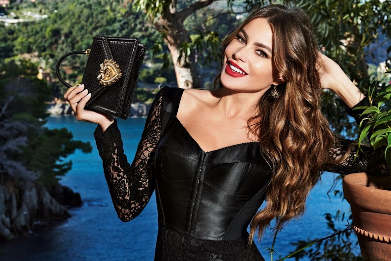 Sofia Vergara Featured for Dolce & Gabbana, Spring/Summer 2020
