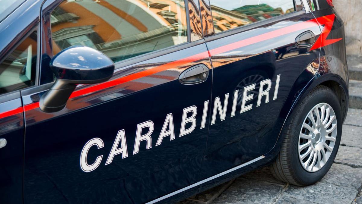 Arresti dai Carabinieri di Paternò