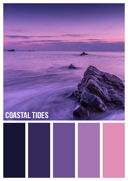 Gold On The Ceiling: Coastal tides