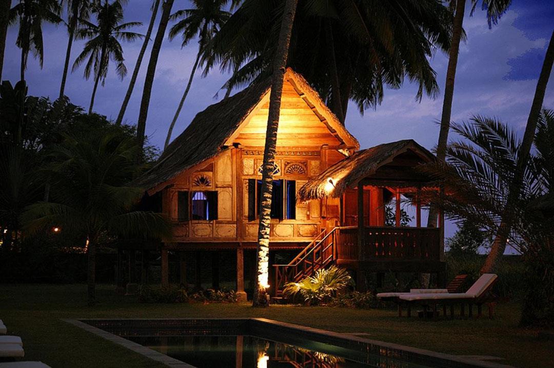 Perkampungan Warisan Melayu Bon Ton Resort di Langkawi