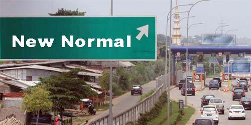 Wajib Buat Skenario Zona New Normal